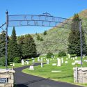 Homage to Dead Writers: Hemingway's Grave, Ketchum, Idaho