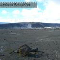 Lava, Steam Vents and the Pacific Ocean