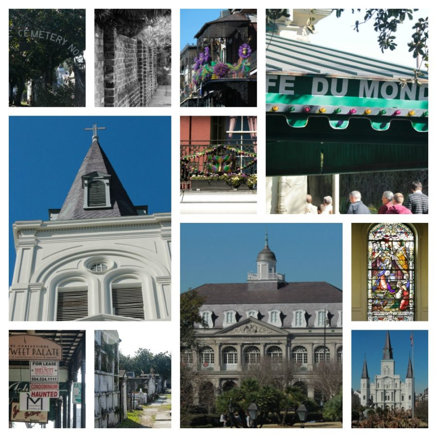 New Orleans 1.15 Collage