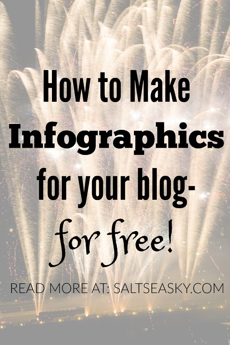 how to make infographics for your blog for free